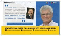Howard Kessler for Tallahassee City Commission